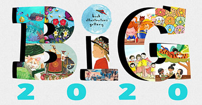 Book Illustrators Gallery 2020