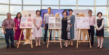 Bilingual books launched at AFCC 2015