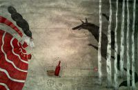 MohamadHossein_3_Little_red_riding_hood_into_the_jungle_by_Mohamadhossein_Matak
