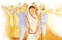 Tanaya_Kasturba_Gandhi_and_Kasturbas_march_by_Tanaya_Vyas(India)Thumbnail