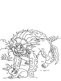 Dongeng Binatang - 3